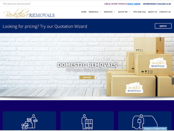 Berkshire Removals by FHML