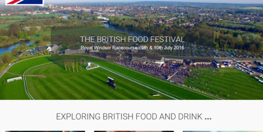 British Food Festival by FHML