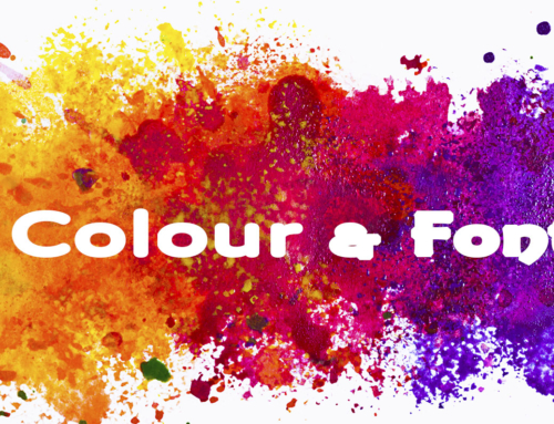 Choosing your online Colours and Fonts